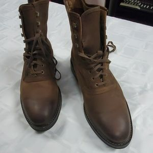Norbeck POLO Men's Brown High Boot - size 14D